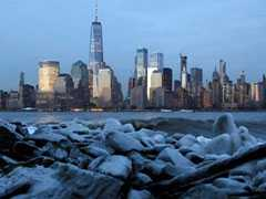 Widening Snowstorm, Freezing Rain To Affect Travel In Eastern US