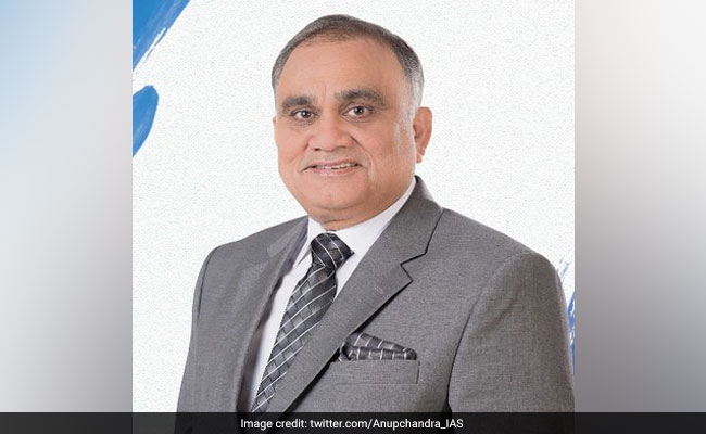 UP Chief Secretary Anup Chandra Pandey Given 6-Month Extension