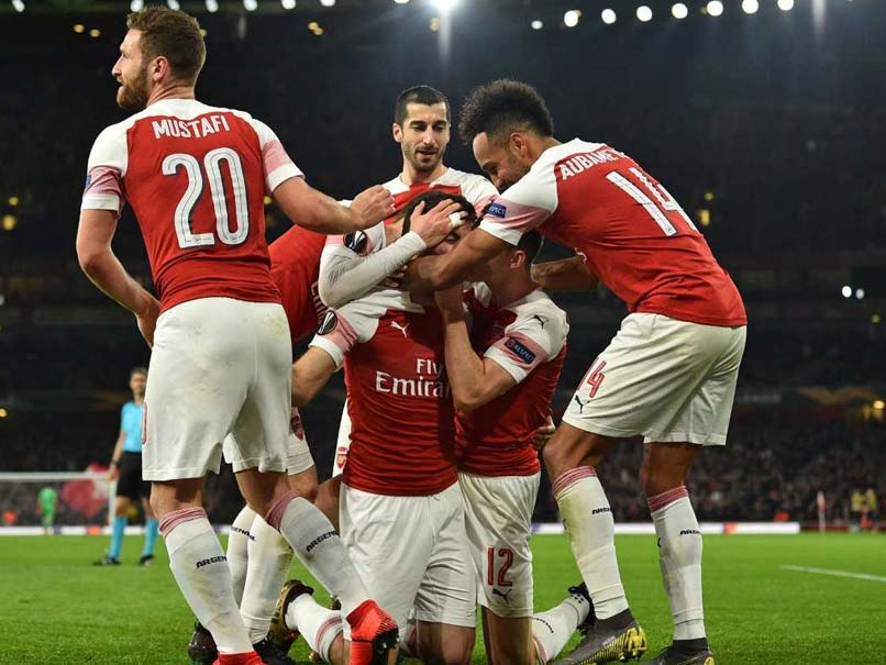 Arsenal Rennes Picture: Europa League: Arsenal Face Rennes In Europa League Last