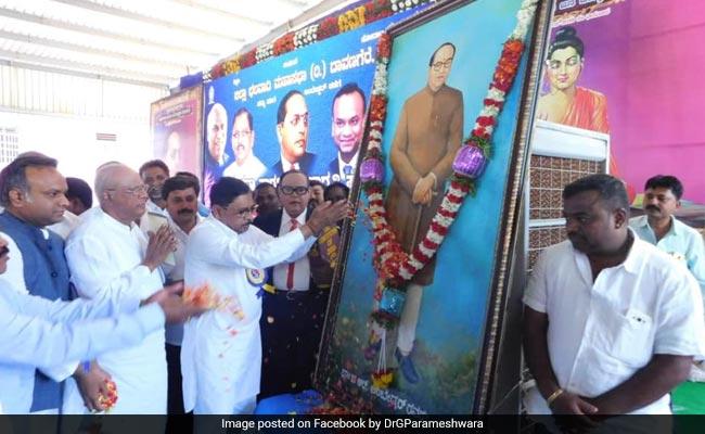 Dalits Denied Chief Minister's Post Thrice In Karnataka: G Parameshwara