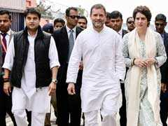 """Told My Sister And Jyotir..."": Rahul Gandhi Reveals His UP Poll Strategy"