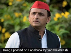 """Like <i>Aurangzeb</i>..."": Yogi Adityanath Hits Out At Akhilesh Yadav"