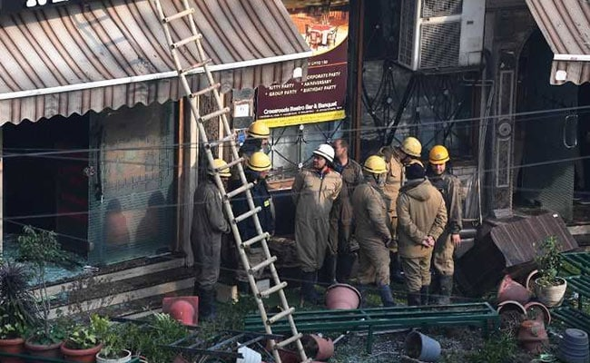 Short-Circuit Suspected To Be Reason Behind Delhi Hotel Fire: Civic Body