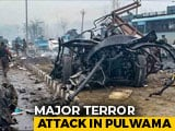 "Video : PM Modi On Pulwama Terror Attack: ""Sacrifices Shall Not Go In Vain"""