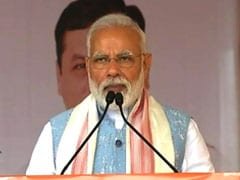 Misinformation Being Spread Over Citizenship Bill, Says PM Modi In Assam