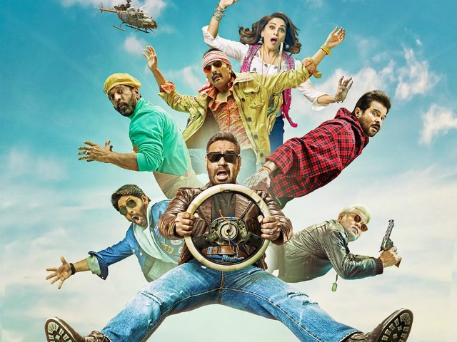 Review: Total Dhamaal