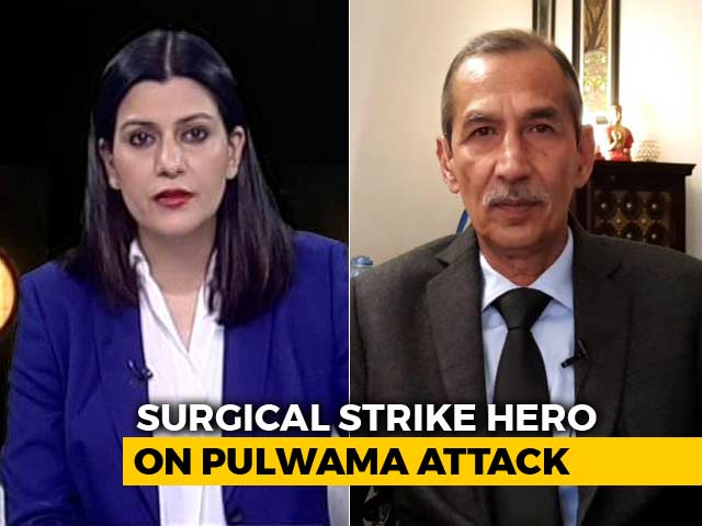 Video : Should've Kept Up Pressure On Pak After Surgical Strikes: Lt Gen Hooda