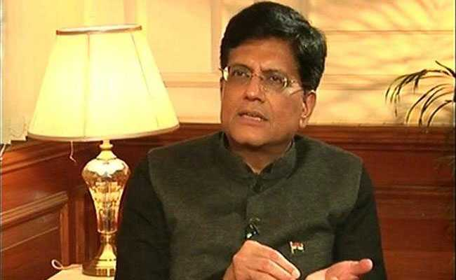 Congress Made 'False Promises' In 2004, 2009; BJP Delivered: Piyush Goyal