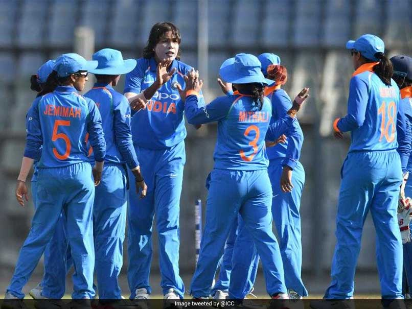 Jhulan Goswami, Smriti Mandhana Take India Women To Series Win Against World Champions England