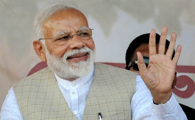 It Seems Olympics Going On To Deride Me: PM Modi