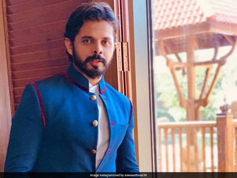 "Decision Imposing Life Ban On Sreesanth ""Fully Sustainable In Law"": BCCI To SC"