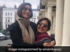 Sonam Kapoor's Birthday Wish For The 'Best Mother-In Law' Priya Ahuja Is Simply Adorable