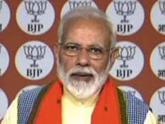 """Enemy Wants To Stop Us, India Will Fight, Win As One"": PM At BJP Meet"