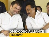 Video : Congress May Get 9 Seats In Tamil Nadu Alliance With DMK: Sources