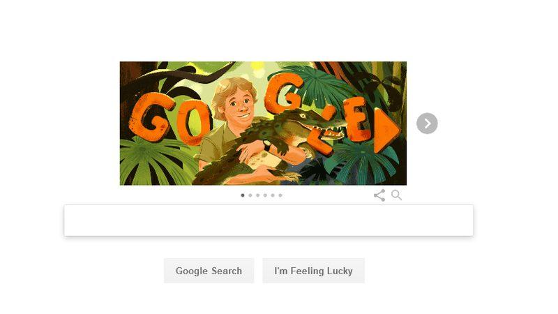 Steve Irwin's 57th Birthday Google Doodle: स्टीव इरविन से जुड़ी कुछ खास बातें