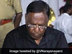 "Puducherry Chief Minister ""Intimidates"" Officers To Enact Orders: AIADMK"