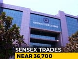 Video : Sensex Falls Over 200 Points, Nifty Near 11,000; Tata Motors Plunges