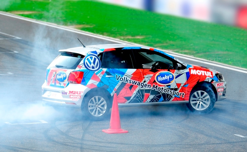 Volkswagen Motorsport India to provide modified street version Polo cars for the event
