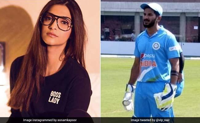 सोनम कपूर ने बताया खुद को टीम इंडिया का Lucky Charm, करेंगी 'टीम इंडिया के कप्तान' से प्यार