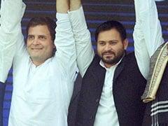 पीएम मोदी की कथनी और करनी में अंतर, देश को राहुल जैसा प्रधानमंत्री चाहिए : तेजस्वी यादव