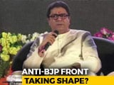 Video: Maharashtra's Anti-BJP Front May Have An Unlikely Ally