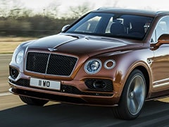 Bentley Bentayga Speed Is The Fastest Production SUV In The World
