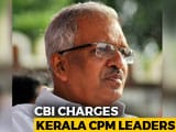 Video : CBI Charges Kerala CPM Leaders For Murder Of Activist In 2012