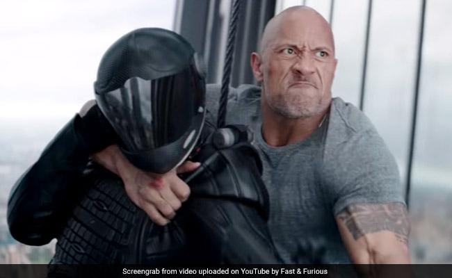 Hobbs & Shaw Trailer: धमाकेदार एक्शन से भरपूर है Fast & Furious की अगली सीरीज, 21 लाख बार देखा गया Video