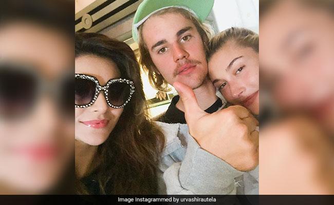Urvashi Rautela Trends For Viral Birthday Selfie With Justin Bieber