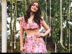 Bridesmaid Alia Bhatt's Crush-Worthy <i>Lehenga</I>s At BFF's Wedding Come With These Price Tags