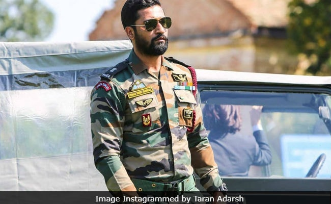 Uri: The Surgical Strike Box Office Report - Vicky Kaushal's Film Is Winning A 'One-Horse Race'