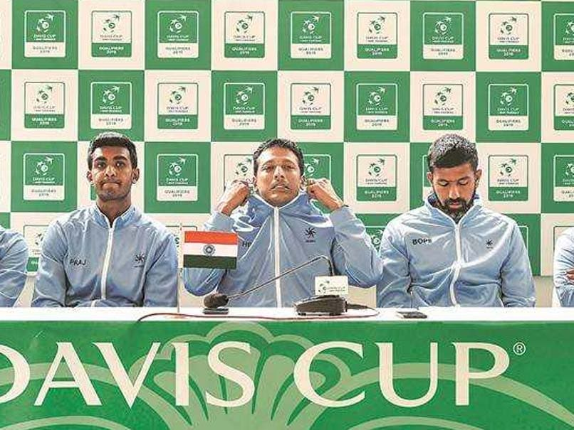 Davis Cup: Italy takes the lead against India as host faces