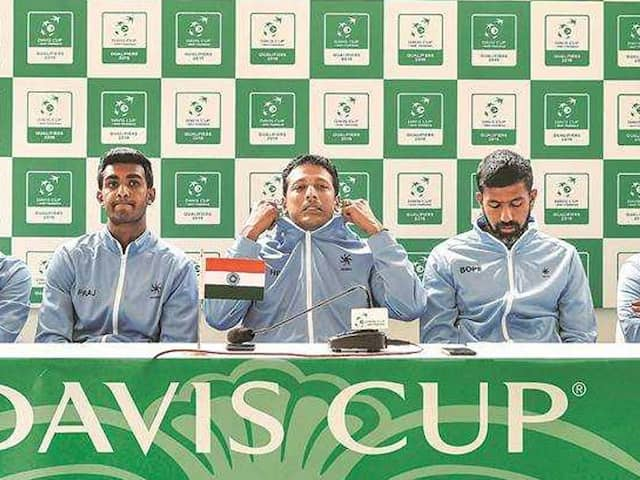 Davis Cup: Italy takes the lead against India as host faces this big challenge