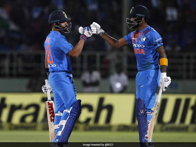Virat Kohli Said He Wants To Give More Chances To KL Rahul And Rishabh Pant