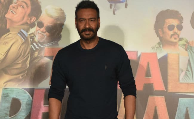 Ajay Devgn Explains Why He Signed Up For 'Clean Comedy' Total Dhamaal