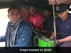 """Cannot Do Much...Offering Free Rides"": Auto Driver After Strike On Jaish"
