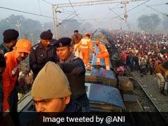 """Heard Loud Bang In Dark, Fell From Berth"": Passenger Of Derailed Train"
