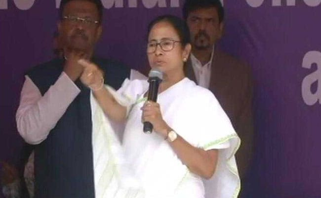 'No Notice Received From Centre On Kolkata Top Cop': Mamata Banerjee
