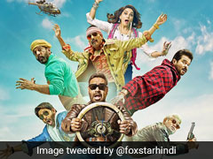 Total Dhamaal Movie Review: Ajay Devgn-Led Film Is Total Duh