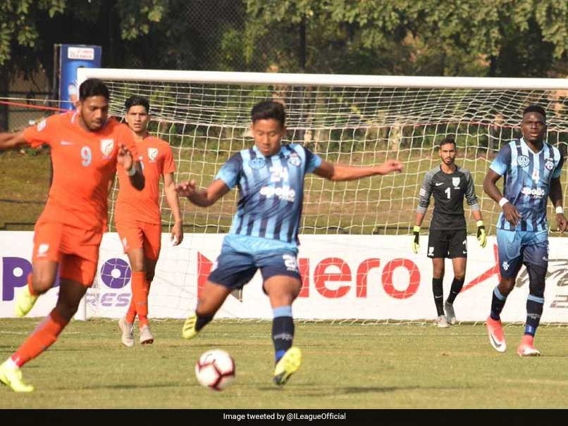 I-League: Indian Arrows Hope To Leapfrog Defending Champions Minerva Punjab
