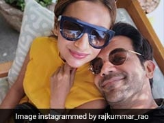 Rajkummar Rao Posts Birthday Wish For The 'Most Awesome Girl' Patralekhaa