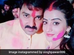 Bhojpuri Cinema: पवन सिंह ने शरारती अंदाज में की शिकायत, बोले- फोनवे से Happy Holi बोल दिहतू- देखें Video