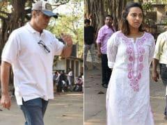 Raj Kumar Barjatya's Funeral: Mohnish Bahl, Swara Bhasker, Mahesh Bhatt And Others Bid Filmmaker Farewell