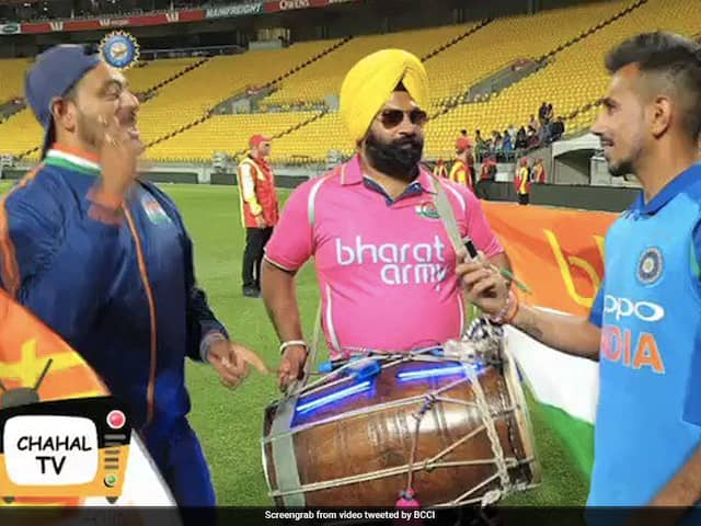 Bharat Army Soundtrack Gets Yuzvendra Chahal Pumped. Watch
