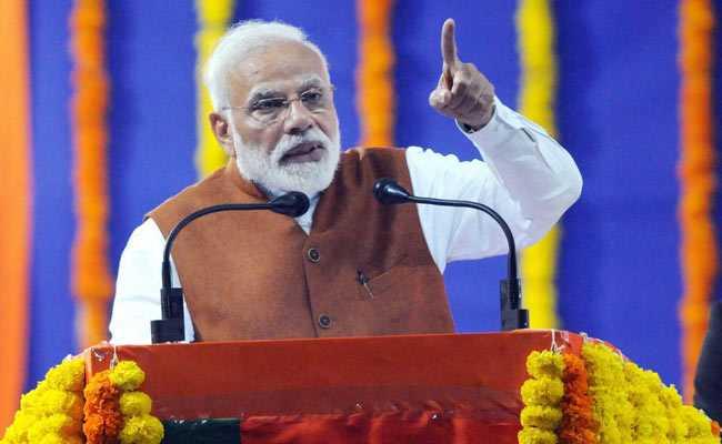 HD Kumaraswamy A 'Punching Bag': PM Modi's Jibe At Karnataka Coalition