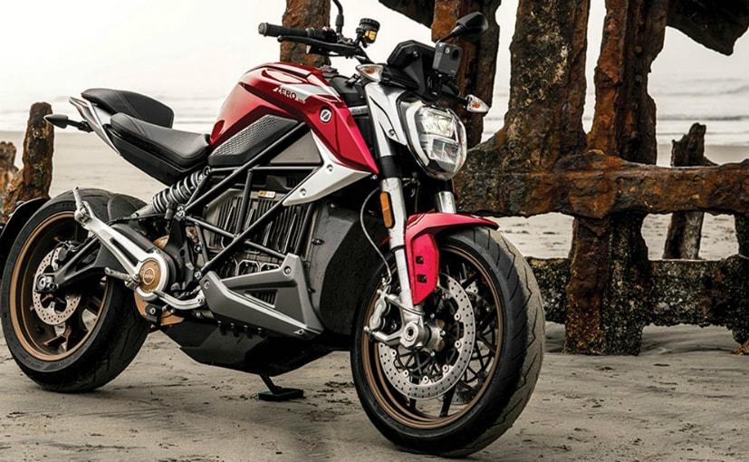Zero Unveils New Electric Streetfighter