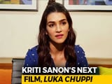 Video: A Dearth Of Good Opportunities In Bollywood: Kriti Sanon