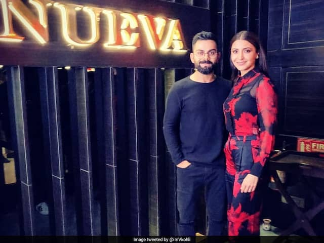 Virat Kohlis Valentines Day Post With Anushka Sharma Not To Be Missed - See Pic