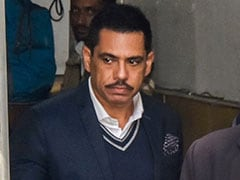 Robert Vadra Picked By Wife Priyanka After 9-Hour Questioning: 10 Points