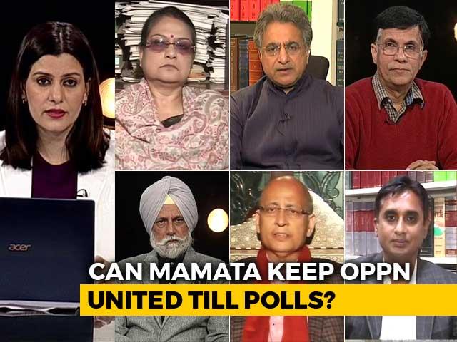 Video : Has CBI United Opposition Ahead Of Lok Sabha Polls?